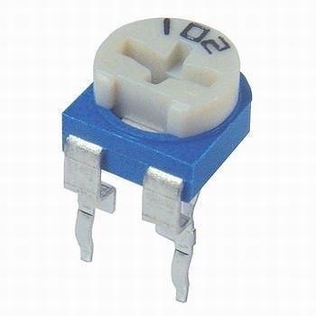 Potencjometr leżący RM-065 500 Ohm