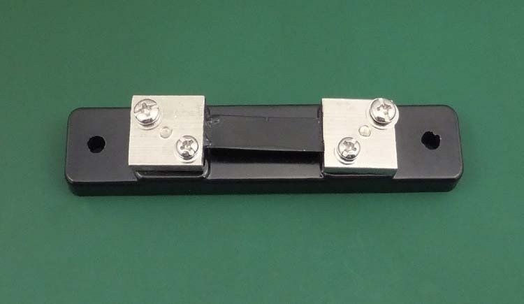 Bocznik pomiarowy 20A 60mV