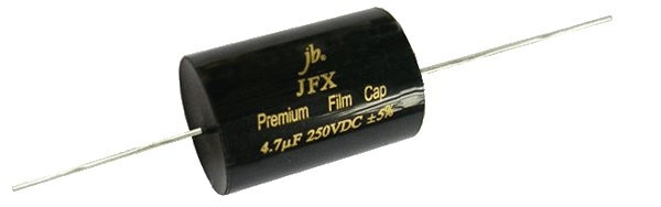 Kondensator polipropylenowy 3.9uF/250V 5% osiowy