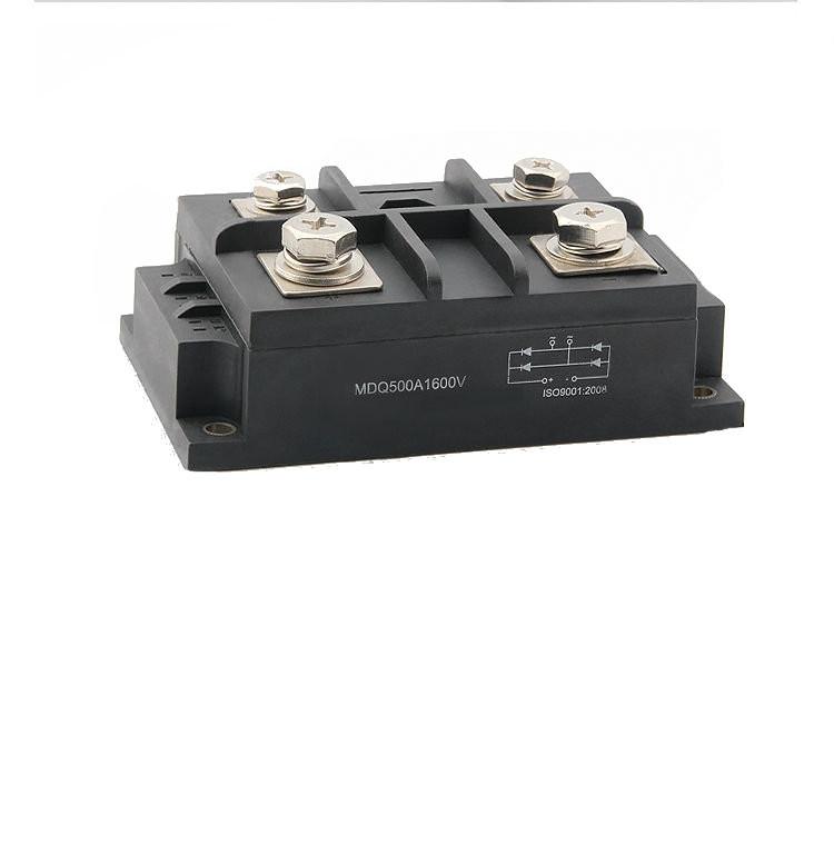 Mostek prostowniczy MDQ500A 500A 1000V złącza śrubowe