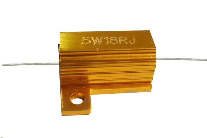 Rezystor drutowy 5W 1.5 Ohm