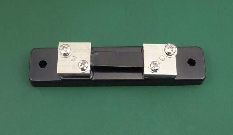 Bocznik pomiarowy 30A 75mV