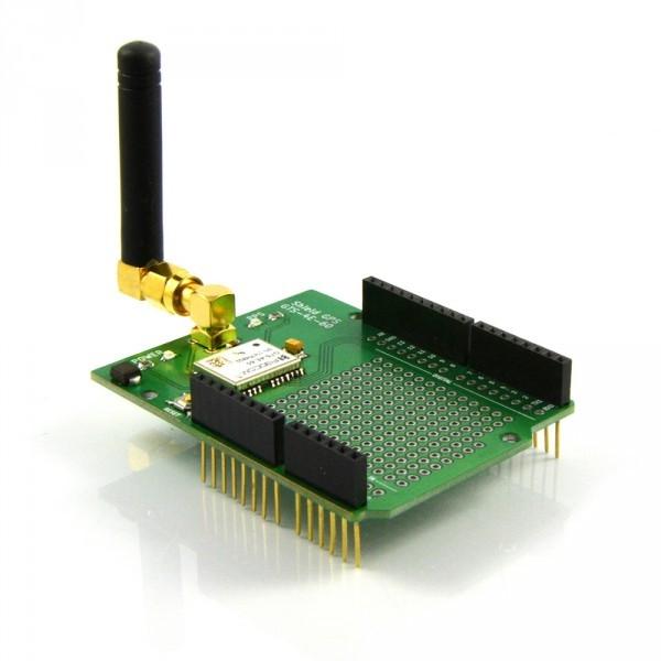 Shield GPS GTS-4E-60 z anteną pasywną