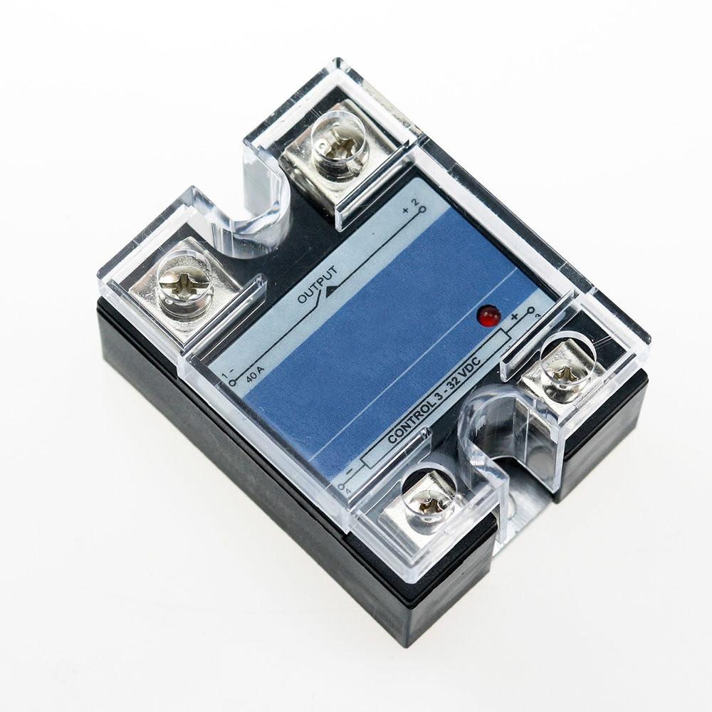 Przekaźnik SSR 60A AC 480V ste 3-32V DC