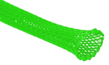 Oplot poliestrowy 8mm/16mm R=100m zielony neonowy