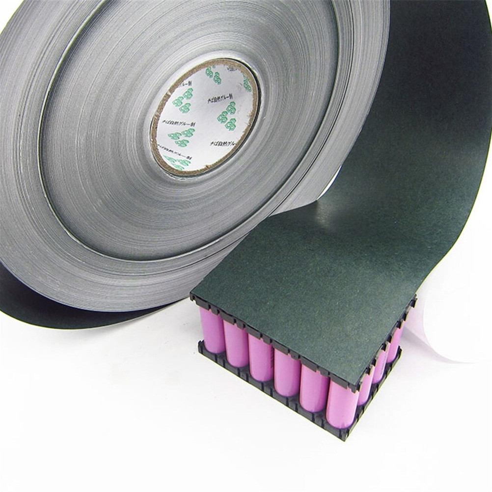 Podkładka izolująca do akumulatorów 7.5cm, długość 1m