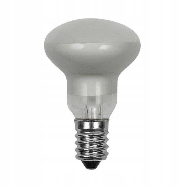 """Żarówka reflektorowa """"grzybek"""" E14 230V 25W stosowana w lampach """"LAWA"""""""