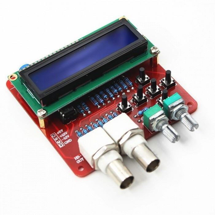Generator funkcyjny DDS KIT