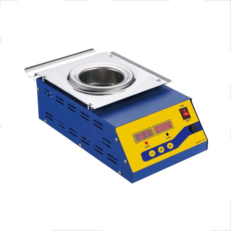 Tygiel lutowniczy 250W 50mm z cyfrową stabilizacją temperatury