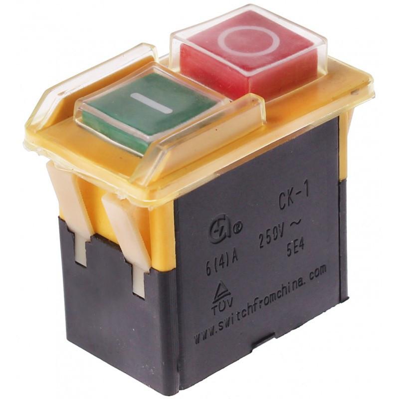 Wyłącznik elektromagnetyczny CK-1 6A/250V