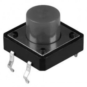 Tact Switch 12x12mm h=10mm opak=100 szt