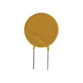 Bezpiecznik polimerowy 0.65A 72V R= 5.1mm opak=100 szt