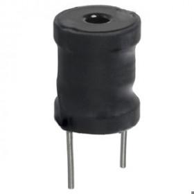 Dławik pionowy 100uH 6x8mm R=2.5mm opak=100 szt