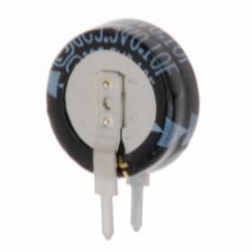 Kondensator GOLD CAP 0.22F 5.5V R=5mm pionowy