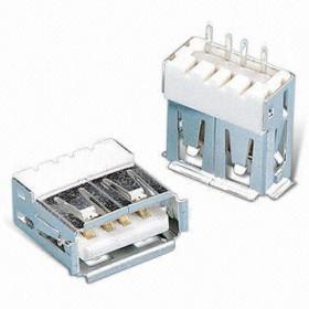 Gniazdo USB typu A do druku proste