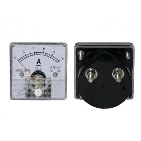 Miernik analogowy panel amperomierz 10A