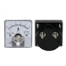 Miernik analogowy panel amperomierz 5A