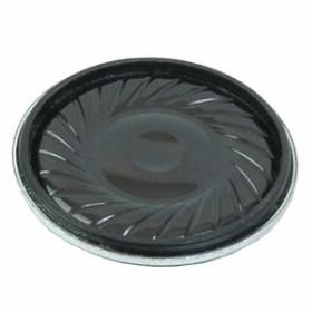 Głośnik YD27-08 0.25W 8 Ohm h=8mm membrana plastikowa