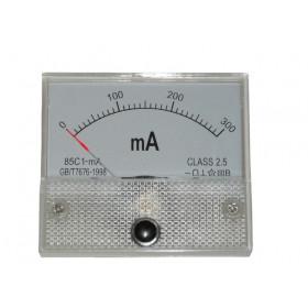 Miernik analogowy panel amperomierz 300mA