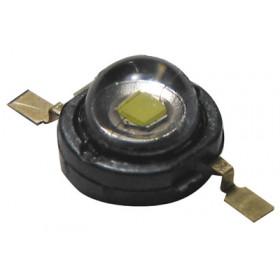 Dioda LED 1W emiter Biała ciepła