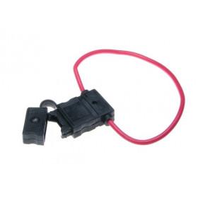 Gniazdo bezpiecznika samochodowego UNI na kabel