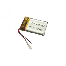 Akumulator Li-Poly 140mAh 3.7V 0.7Wh