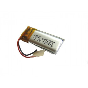 Akumulator Li-Poly 120mAh 3.7V 0.4Wh