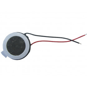 Mini głośnik MGS15-4 0.1W 8 Ohm h=4mm
