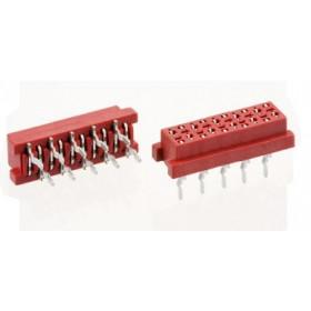 Micro-match gniazdo PCB 10PIN opak=100 szt