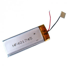 Akumulator Li-Poly 80mAh 3.7V