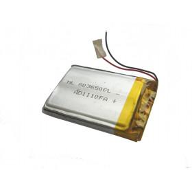Akumulator Li-Poly 1250mAh 3.7V