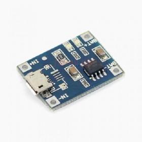Moduł ładowania akumul. Li-Ion micro USB