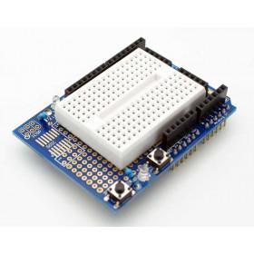 Arduino ProtoShield + płytka 170 pól