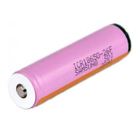 Akumulator Li-Ion 18650 PCM 3.7V 2600mAh