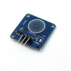Moduł czujnika dotykowego pojemnościowego Arduino