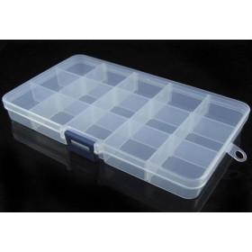 Organizer 15 przegródek17.5x10x2.2cm OR2