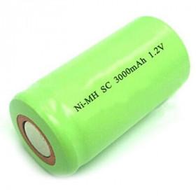 Akumulator NiMH 1V2 3000mAh SC ZG