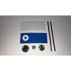 Układ zabezpieczający PCM do akumulatorów 18650, styk 5mm