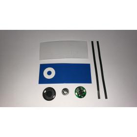 Układ zabezpieczający PCM do akumulatorów 18650, styk 10mm