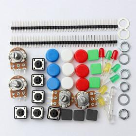 Zestaw elementów elektronicznych ZEST1