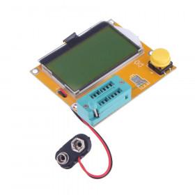 Miernik/tester tranzystorów i elementów elektronicznych LCR-T4