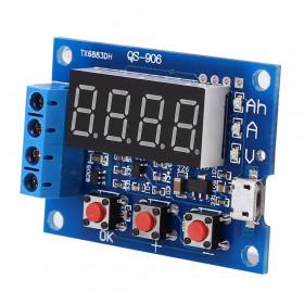 Miernik pojemności akumulatorów Li-Ion