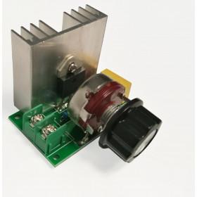 Regulator napięcia 230VAC 4000W bez obudowy typ2