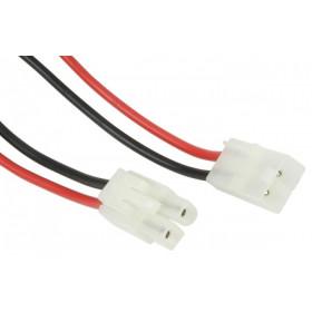 Kabel/złącze Tamiya wtyk+gniazdo, długość 40cm