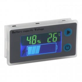 Wskaźnik naładowania akumulatorów 10-80V