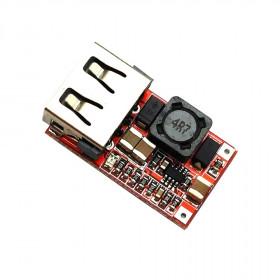 Przetwornica napięcia 12-24V-> 5V 3A z gniazdem USB
