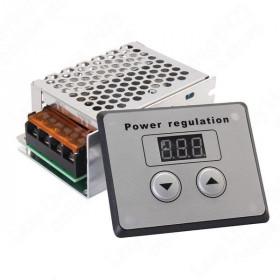 Regulator napięcia 230VAC 4000W sterowany cyfrowo