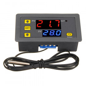 Sterownik temperatury 12V -50~120C W3230