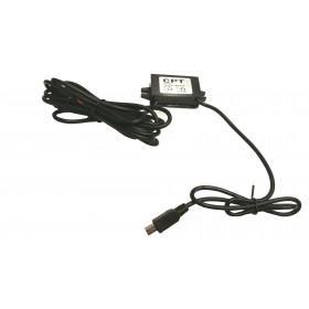 Przetwornica napięcia 12V -> 5V 3A wtyk micro USB prosty