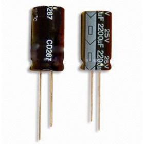 Kondensator 100uF/50V 8x12mm 105C opak=100 szt